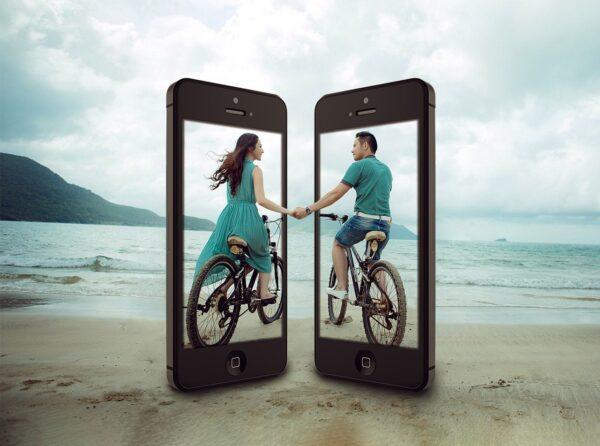 Consejos para ayudar la relación de pareja con las redes sociales