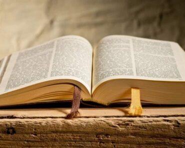 ¿Cómo está dividida la Biblia? Por esto es que es importante saberlo
