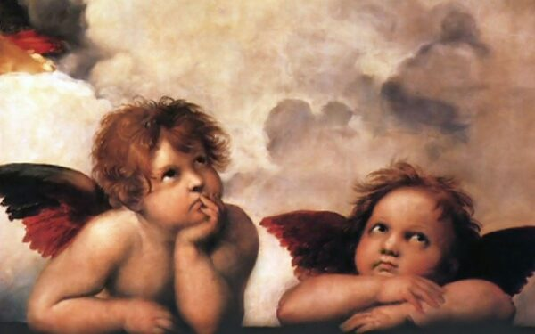 cómo son los ángeles según la biblia