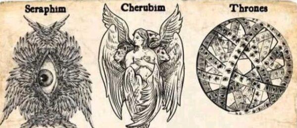 cómo son los tipos de ángeles según la biblia