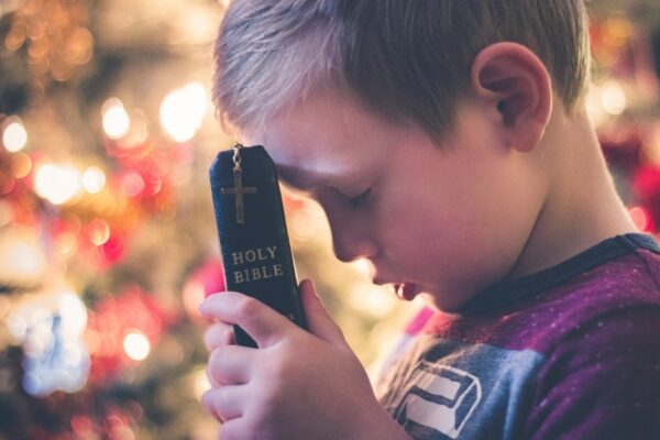textos bíblicos para niños